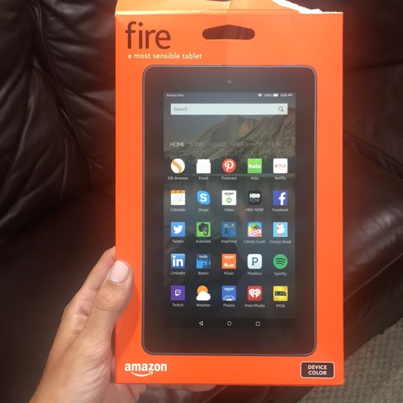 Amazon Fire tablet NEW 5th generation